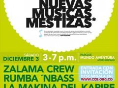 Nuevas Musicas Mestizas 2011